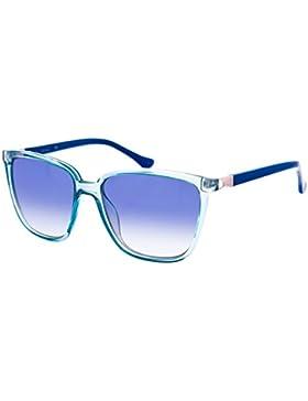 Calvin Klein Damen Sonnenbrille Blaues Glas  Unica