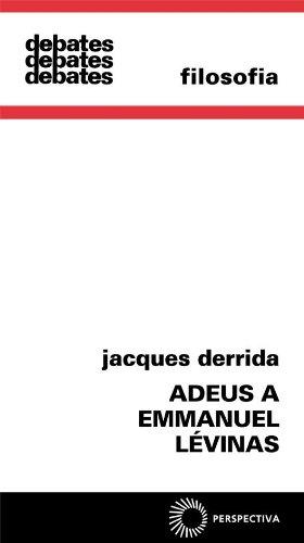 Adeus a Emmanuel Lévinas (Em Portuguese do Brasil)