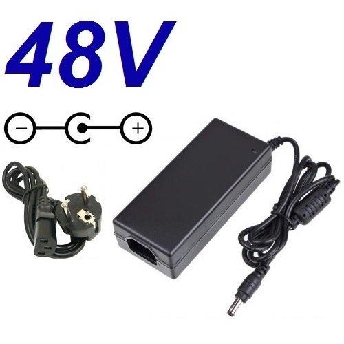 48V AC Adapter For Cisco 1140 AIR-AP1142N-A-K9 AP1141N LAP1242N AIR-AP1142N-R-K9