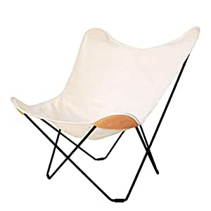 Canvas Mariposa Butterfly Chair, Sedia