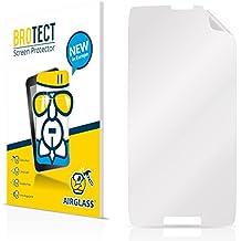 Mediacom PhonePad Duo S500 Pellicola Vetro Temperato - BROTECT [AirGlass] Vetro Prottetivo Flessibile Proteggi Schermo
