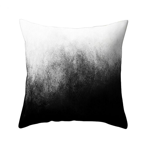 Dragon868 Kissenbezug Geometrische Marmor-Textur Werfen Kissen-Koffer Kissen Cover Sofa Home Dekor,45cmX45cm