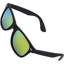 CGID MJ24 Gafas de sol Clubmaster Wayfarer Espejados nerd retro vintage unisex Cristales Polarizados