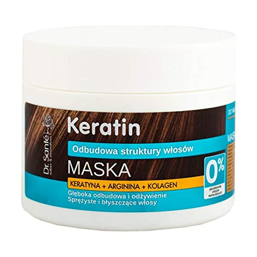Dr. Santé Natural Hair Mask Keratin, Arginine and Collagen 300ml