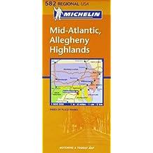 Mid Atlantic, Allegheny Highlands