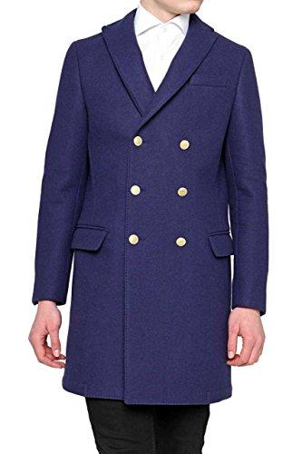 Pierre Balmain Cappotto PATRICE, uomo, Colore: Blu, Taglia: 52