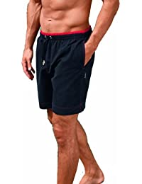 9daa2cc05a Mens 1 Pair Jockey Long Swim Shorts In 3 Colours