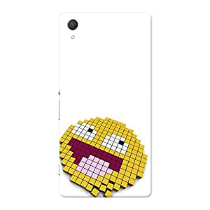 Mobile Back Cover For Sony Xperia Z2 (Printed Designer Case)