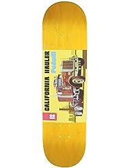 Plan B Pudwill Hauler Plateau de Skateboard Mixte Adulte, Multicolore, 8,25 X 32,75
