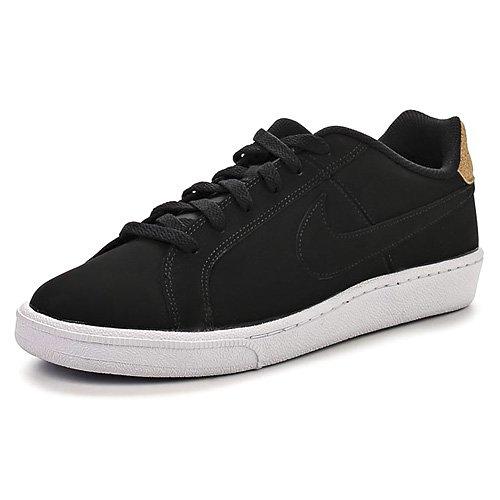 Nike Herren Court Royale Prem Ausbilder Mehrfarbig (Black / Black / White)
