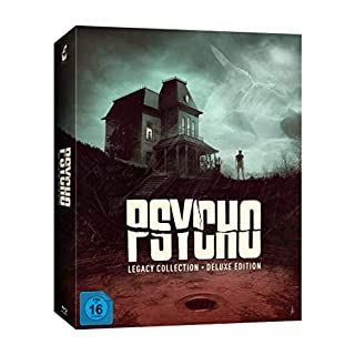 Psycho Legacy Collection - Deluxe Edition [Blu-ray]