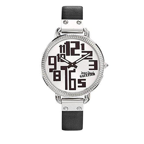 Jean Paul Gaultier Index Reloj de mujer cuarzo correa de acero 8504305