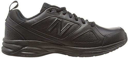 New Balance Mx624ab4-624, Chaussures Multisport Indoor homme Noir (Black 001)