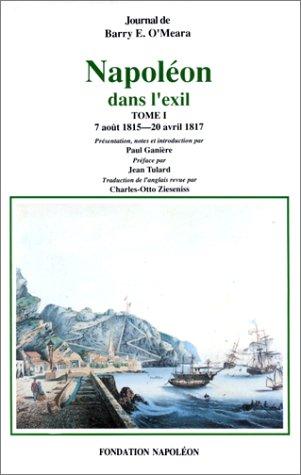 Napoléon dans l'exil, 2 Volumes