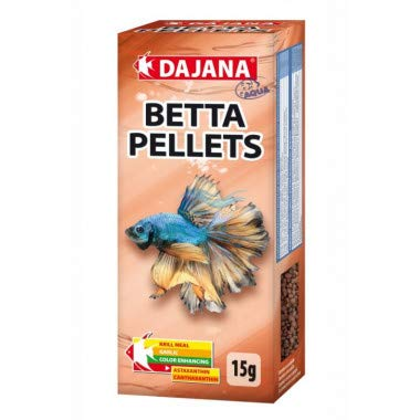 Dajana betta pellets 35 ml 15 gr -