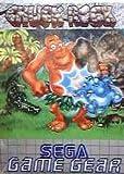Chuck Rock - Game Gear - PAL