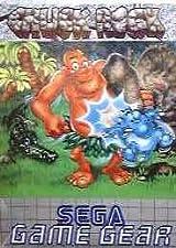 Chuck Rock [Sega Game Gear] [Importado de Francia]