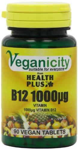 Veganicity B12 1000ug 90 tablet