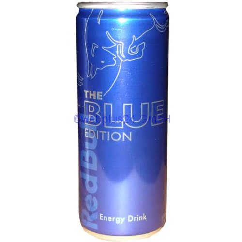 Red Bull 'The Blue Edition' inkl. DPG Pfand 1 x 250