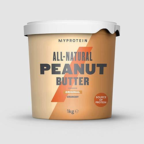 MyProtein Natural Peanut Butter (1000G) 1000 g