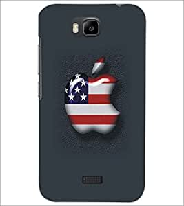 HUAWEI HONOR BEE LOGO Designer Back Cover Case By PRINTSWAG