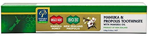 Manuka Health Manuka-Propolis Zahncreme, 100 g