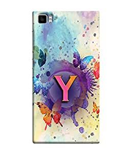 PrintVisa Designer Back Case Cover for Xiaomi Mi3 :: Xiaomi Mi 3 (Alphabet Numerology Alphabet Love)