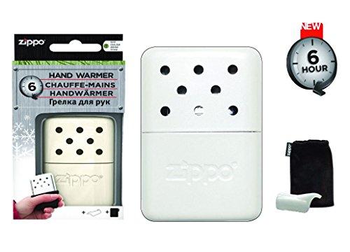 Zippo Unisex- Erwachsene Pearl 6 Hours Handwärmer, 6h