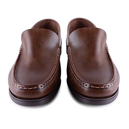 Ubershoes, Mocassini uomo Brown