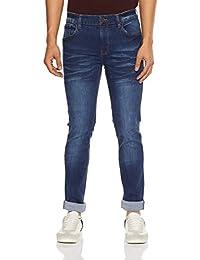 Indigo Nation Street Men's Super Slim Fit Jeans