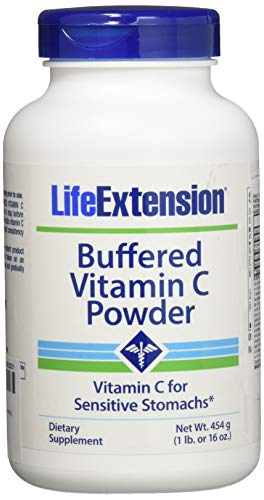 Life Extension® - Buffered Vitamin C Powder - 454 g