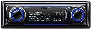 Kenwood KDC BT 8044 U CD-MP3-Tuner (integriertes Bluetooth Modul, USB, AUX) schwarz