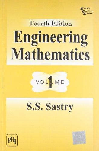 Engineering Mathematics por S. S. Sastry