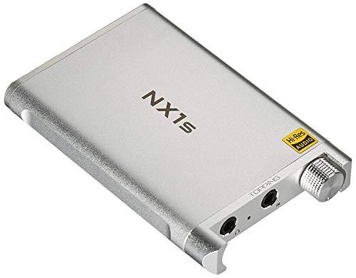 TOPPING NX1s Tragbarer Kopfhörerverstärker Verstärker, Kleiner und besser, Silber