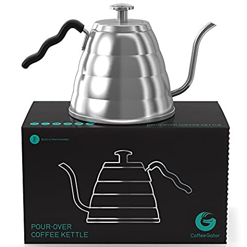 POUR OVER Coffee Kettle 1.2L - Stop