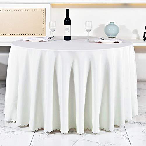 Hotel Restaurant Restaurant européen, nappe, nappe en tissu polyester enduit, conférence, rectangulaires 47,24 * 62.99cm nappe en papier peint tissu Table Table nappes couvercle ( Couleur : Beige )