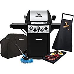Broil King Monarch 390 Gasgrill Upgrade-Set