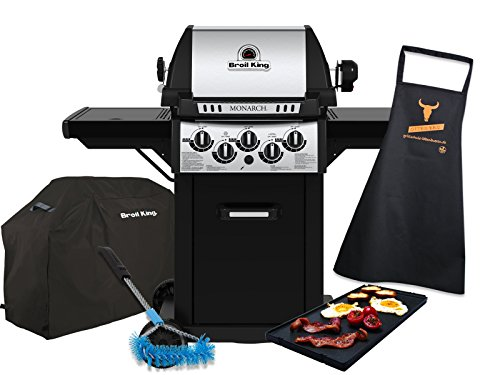 Broil King Monarch 390 Gasgrill Upgrade-Set (Grill Broil King-brenner)