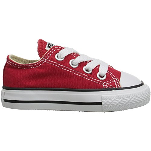 CONVERSE Chuck Taylor All Star Core Ox 015810-21 Unisex - Kinder Sneaker Red