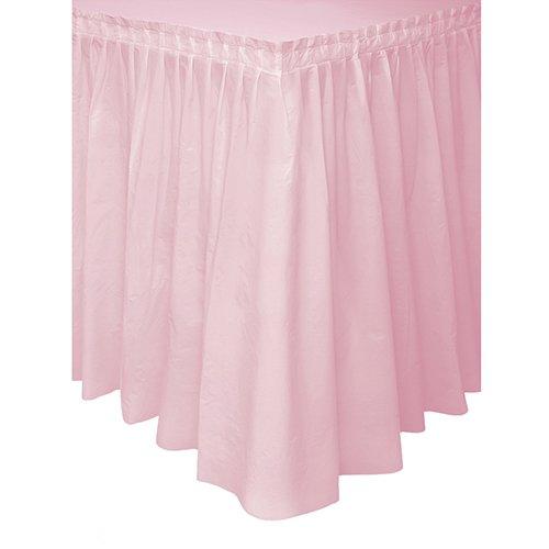 s / Tischvorhang, rosa (Party Supplies-rosa)