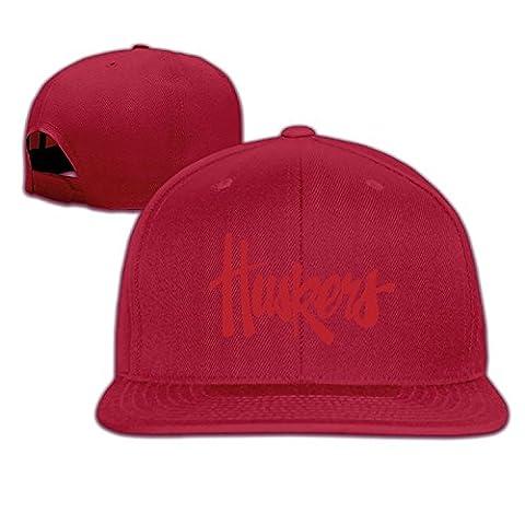 2016 Nebraska Cornhuskers Sport Logo Baseball Cap Flat Brim Sports Caps