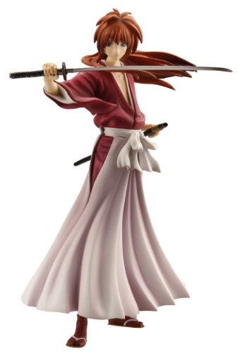 Rurouni Kenshin (Samurai X) G.E.M. Series Statue / Figurine: Himura Kenshin 21 cm