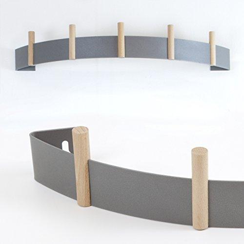 design-wandgarderobe-hakenleiste-handtuchhalter-stahl-metallic-grau-buche