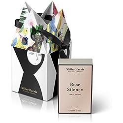Miller Harris Father Time–50ml rose Silence Eau de Parfum Spray
