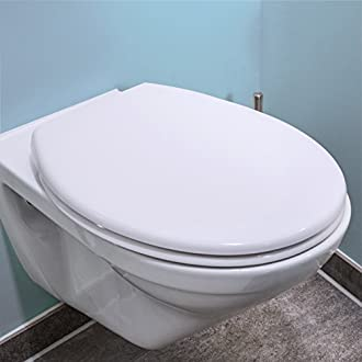 Toilettendeckel Bild