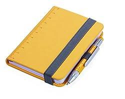Troika Npp25ye Gelb A7Notizblock–Notizbücher (80G, 85Mm, 101Mm, 12Mm)