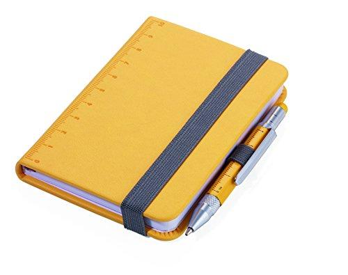 TROIKA NPP25/YE Giallo A7 128fogli quaderno per scrivere