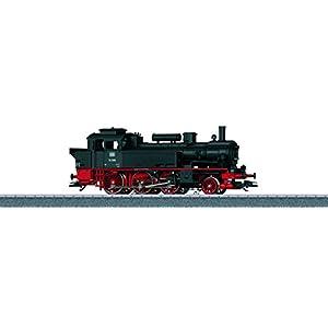 418SJ77%2BMrL. SS300  - Märklin Start up 36740 - Tenderlokomotive Baureihe 74, DB, Spur  H0