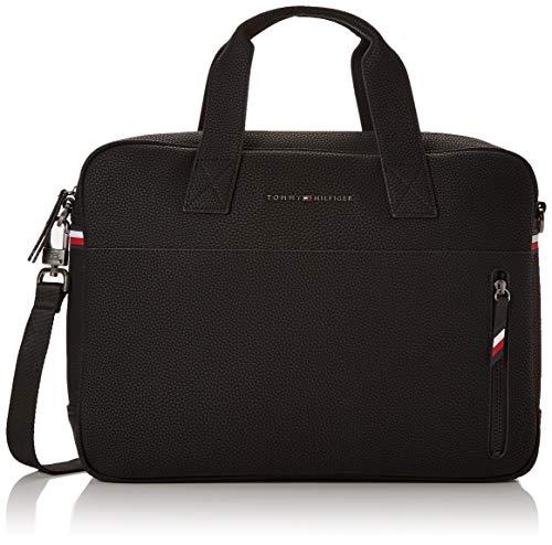 Tommy Hilfiger Essential Computer Bag, Sacs pour...