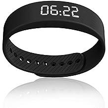 Cellay ohne Bluetooth Fitness Tracker Uhr Wireless Schrittzähler Pedometer Distanz Kalorien Super Sport Armband